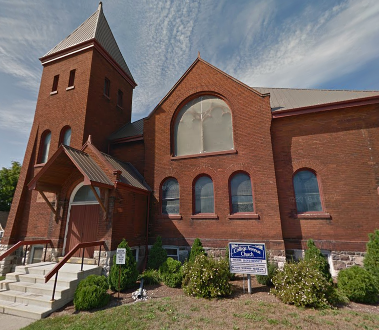 Image of College Ave Church